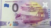 0 euro - Bénouville - Pegasus bridge (Anniversaire) – obverse