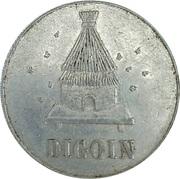 5 Francs - Sté Coopérative La Ruche - Digoin – obverse