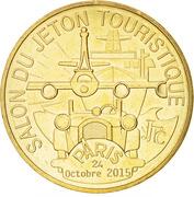 Jeton Touristique - Monnaie de Paris - Paris - Salon du Jeton Touristique – obverse