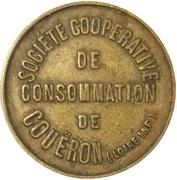 10 centimes - Société coopérative de consommation - Couëron [44] – obverse
