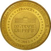 Jeton Touristique - Monnaie de Paris - Obernai – reverse