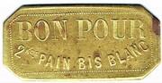 2 kgs pain bis blanc - Carcassonne (11) – reverse