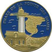 Jeton touristique - Souvenirs et Patrimoine - Noirmoutier - Phare de la pointe des Dames – obverse
