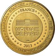 Jeton Touristique - Monnaie de Paris - Chenonceau - Château de Chenonceaun 1513-2013 - Val de Loire – reverse