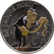 Jeton Touristique - Monnaie de Paris - Lucky Luke - Croque Mort -  obverse