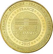 Jeton Touristique - Monnaie de Paris - Langeais - Château - Les chevaliers – reverse