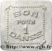 Bon pour une danse - Bal de Valence - Maison Louis - Paris [75] – reverse