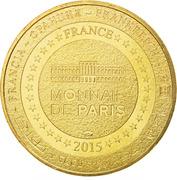 Jeton Touristique - Monnaie de Paris - Montivilliers - L'abbaye – reverse
