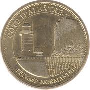 Jeton Touristique - Monnaie de Paris - Fécamp – obverse