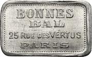 Bal Bonnes - Paris [75] – obverse