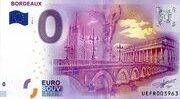 0 euro - Bordeaux – obverse