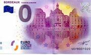 0 euro - Bordeaux (Place de la Bourse) – obverse
