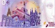 0 euro - Bordeaux (Place de la Bourse) – reverse
