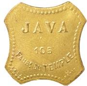 Bal La Java - Paris [75] – obverse