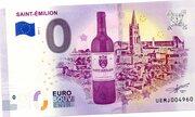 0 euro Saint Emilion – obverse