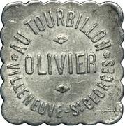 Bal au Tourbillon - Maison Olivier - Villeneuve-Saint-Georges [94] – obverse