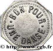 Bon pour une danse - bal de la Montagne - Paris [75] – reverse