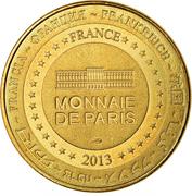 Jeton Touristique - Monnaie de Paris - Saint Brévin les Pins – reverse