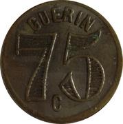 GUERIN 75 C – reverse