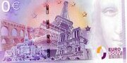 0 euro Pic du Midi – reverse