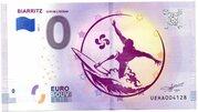 0 euro Biarritz Cité de l'océan – obverse