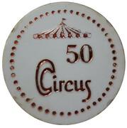 50 circus – obverse
