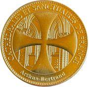 Jeton touristique - Arthus Bertrand - Cathédrale de Reims – reverse