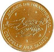 Jeton touristique - Monnaie de Paris -  Homme de Néandertal – obverse