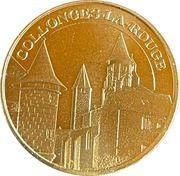 Jeton touristique - Monnaie de Paris -  Collonges-la-rouge – obverse