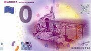0 Euro - Biarritz Rocher De La Vierge – obverse