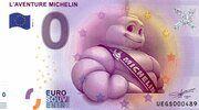 0 Euro - L'aventure Michelin – obverse