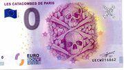 Les Catacombes de Paris – obverse