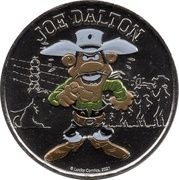 Jeton Touristique - Monnaie de Paris - Lucky Luke - Joe Dalton – obverse