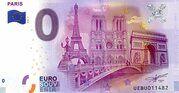 0 euro - Paris – obverse