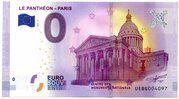 Le Panthéon Paris – obverse