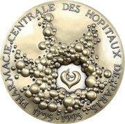 Bicentenaire pharmacie Centrale des Hopitaux de Paris – obverse