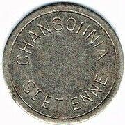 Chansonnia - Saint Etienne (42) – obverse