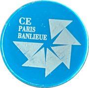 Shopping Cart Token - CE Paris Banlieue – obverse