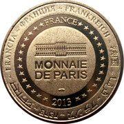 Médaille - La Roche de Solutré – reverse