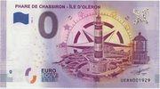 0 euro - ÎLE D'OLERON -PHARE DE CHASSIRON – obverse