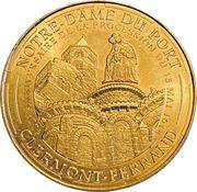 Jeton touristique - Monnaie de Paris - Notre-dame-du-port (Clermont-ferrand) – obverse