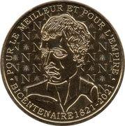 Jeton Touristique - Monnaie de Paris - Bicentenaire 1821-2021 - Pour le meilleur et pour l'empire – obverse