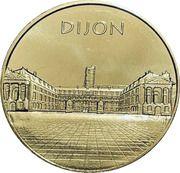 Jeton touristique - Monnaie de Paris - Palais des ducs de Bourgogne - Dijon – obverse