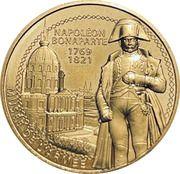 Jeton touristique - Monnaie de Paris - Musée de l'armée - Napoléon Bonaparte – obverse