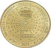 Jeton touristique - Monnaie de Paris - Gisacum – reverse