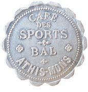 Bon pour une danse - Bal Café des Sports - Athis-Mons [91] – obverse