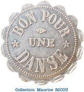 Bon pour une danse - Bal Café des Sports - Athis-Mons [91] – reverse