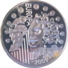 10 Euro (Berlin Wall) – obverse