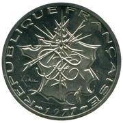 10 Francs - Silver Piedfort -  obverse
