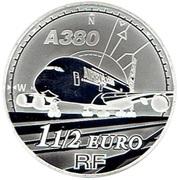 1½ Euro (Europa 2007 A380) -  obverse